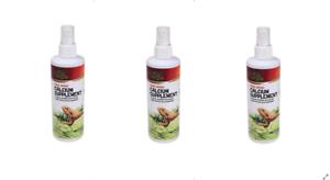 Zilla Calcium Supplement Reptile Food Spray (8 fl. oz.) (3PACK)