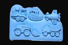 Sugarcraft Silicone Mold Sugarpaste Fondant Mould Chocolate Regin Clay Transport