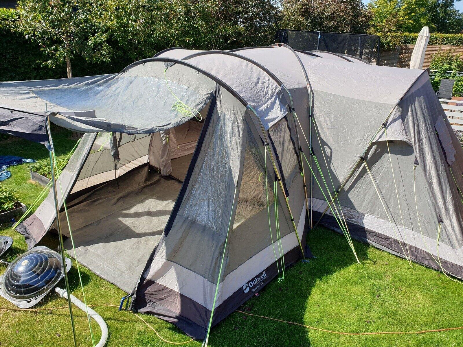 Outwell 10 personers telt – dba.dk – Køb og Salg af Nyt og Brugt