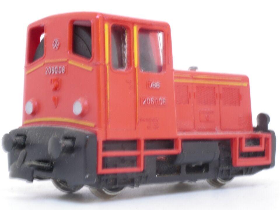 Modelbane, Kleinbahn OBB, skala HO