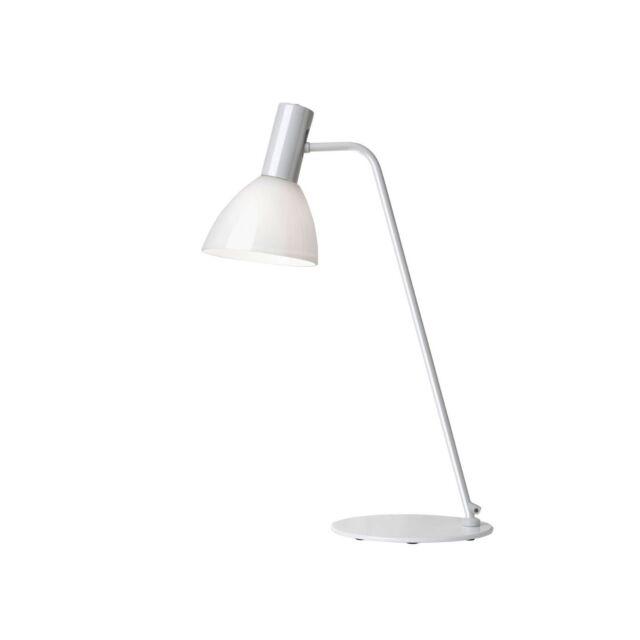 Design Lampe de Bureau avec Variateur Blanco Table Intensité Variable
