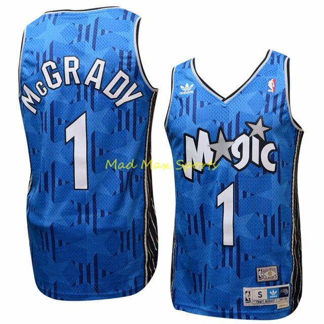 brand new 843fb dda2e Tracy McGrady Orlando Magic adidas NBA Throwback Swingman Jersey - Blue L