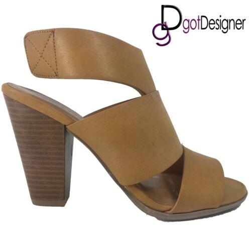 Women Classic Open Toe Ankle Strap Pump Sandal Block Chunky High Heel