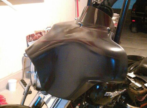 Harley Softail Deluxe Heritage Bagger 6x9 with Cut Outs Davidson Fairing