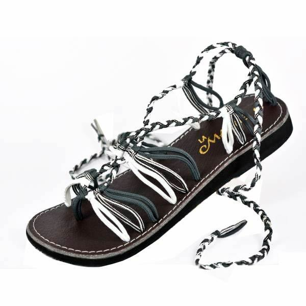 Women's Sandals - La Marine - Nesa - Grey