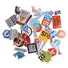 Internet Bitcoin Java JS Docker Programmer Cloud Program Language-Stickers TIUK
