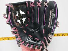 Franklin Baseball Glove 4621 Youth Size 4621 Black/Purple T-Ball Softball T
