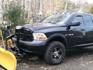 2009 dodge ram only 1500kms