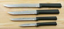 RADA CUT W201 W204 W206 W207 KITCHEN KNIFE SET SAME AS G204 NO BOX MADE USA NEW