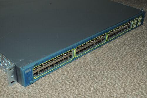 Cisco WS-C3560-48PS-E Layer3 Latest IOS PoE Switch Enhance WS-C3560-48PS-S