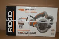 Brand Ridgid R3250 5 Dual Blade Circular Saw In Retail Box