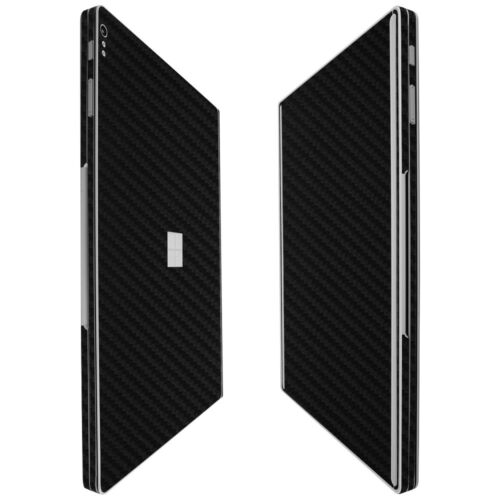 i5 Version 13.5 Skinomi Carbon Fiber /& Screen Protector for Surface Book 2