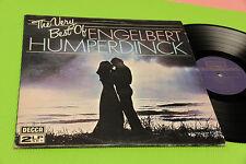 ENGELBERT HUMPERDINCK 2LP VERY BEST ORIG UK NM GATEFOLD COVER