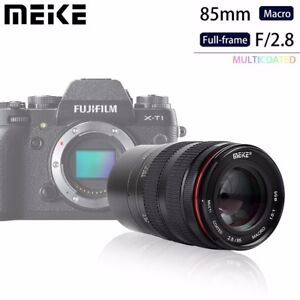 MEIKE-85mm-F2-8-Medium-Telephoto-Macro-Portrait-Lens-for-Fujifilm-Fuji-X-Mount
