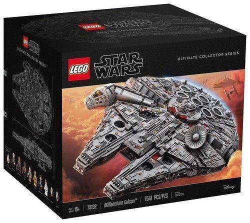 LEGO Star Wars Millenium Falcon  75192  NUOVO OVP risoluzione RACCOLTA