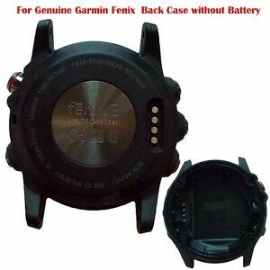 Back-Case-Cover-No-Batterie-Pour-Garmin-Fenix-3-Watch-Repair-Kit-Bonne-Apparence