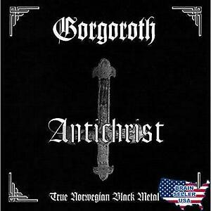 GORGOROTH-ANTICHRIST-LIMITED-TO-300-COPIES-LIMITED-USED-VERY-GOOD-CD