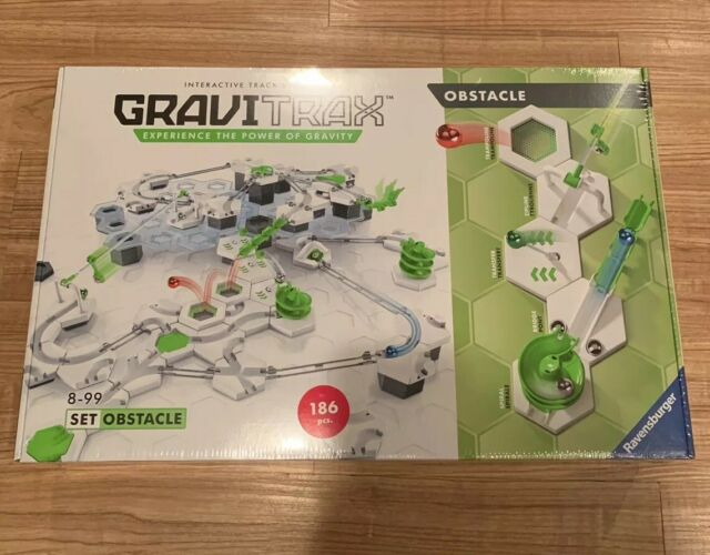 Ravensburger Gravitrax Obstacle Course Set Over 150 elements New Ships Fast
