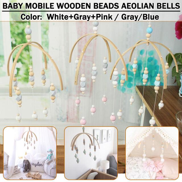 Babybett mobile Bett Glocke Halter Arm Halterung für hängende Spieluhr /& Sp gn