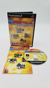 Winter 2003 Jampack (Sony PlayStation 2, 2003) With Manual