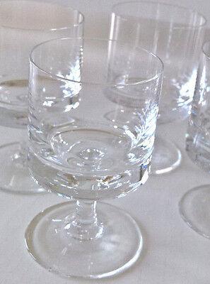 Konstruktiv 1 Glas Weinglastrinkglas Wiesenthalhütte Kiruna 60er 70er Vintage Buy One Give One