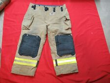 Mfg 2010 Morning Pride Fire Fighter Turnout Pants 48 X 30 Bunker Gear