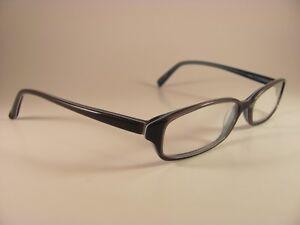 d7ba8d9efed Salsa SA 512 Women s Dark Brown Horned Full-Rim RX Eyeglass Frames ...