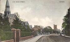 Barnet. Wood Street # 2145.