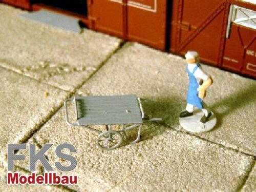 FKS 160-090-02 Spur N NEU Gepäckkarre 2x