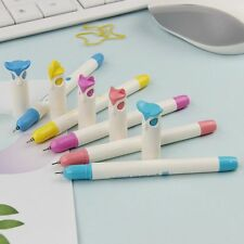 Animal Gel Escolar Pen Material Stationery Creative School Office
