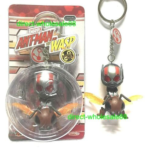 Hot Toys Ant-Man /& The WASP Antman Cosbaby Key Chain Marvel   Keychain