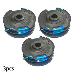 """3 Pcs For Craftsman 0.065/"""" Dual Line Auto Feed Replacement Spool # 71-99006"""