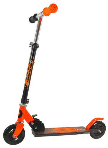 Best Sporting Cityscooter 125 schwarz//orange 30409 Roller City Scooter