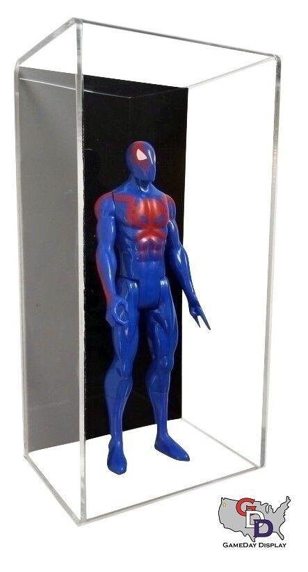 acrilico wall mount action figure vetrina riquadro riquadro riquadro 12