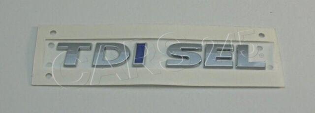 Genuine High Chrome V6 SEL Inscription VW Passat A32 561853675AA739