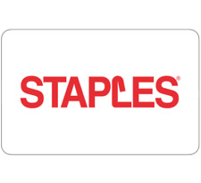 Buy a $200 Staples card and get a $20 eBay card - Email Delivery