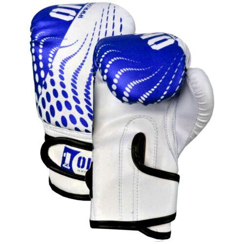 Punching 4oz Gloves Kids Practice Junior Training Boxing Gel Pad Fighting Mitts