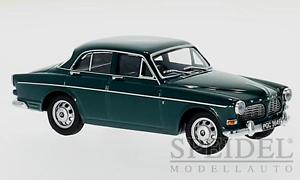scale 1//43 darkgreen wonderful modelcar VOLVO AMAZON 4-DOOR 1966 RHD