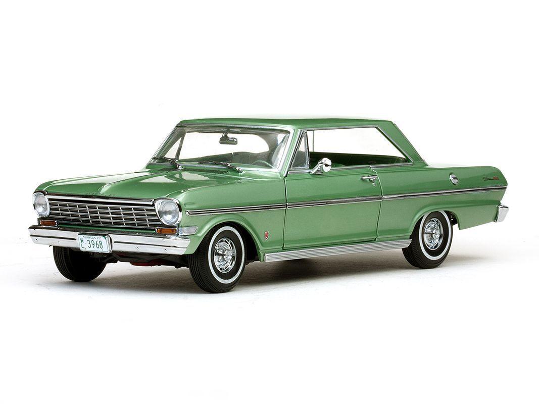 consegna rapida 1963 Nova Nova Nova SS Laurel verde 1 18 Sunestrella 3968  risparmia fino al 30-50% di sconto