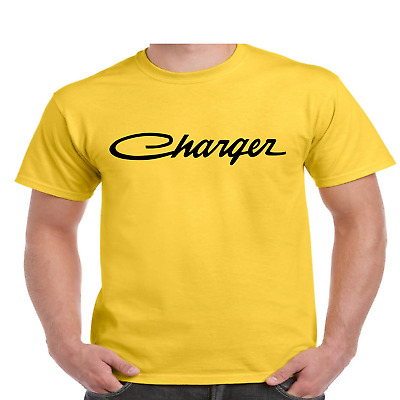 SM to 6XL CHARGER T-shirt Dodge Classic Muscle Car