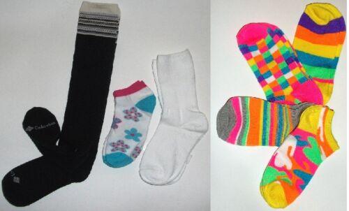 NWOT girl's socks, shoe sizes 10-3