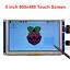 thumbnail 1 - GeeekPi 5 inch 800*480 LCD HDMI Touch Screen Display for Raspberry Pi 4B/3/2/B+