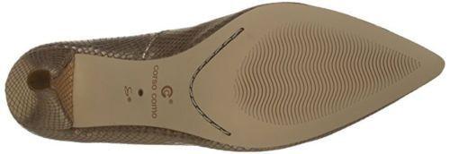 Corso Como Women's Pump Heels shoes shoes shoes Penny Dress shoes Platinum 8M 945fa1
