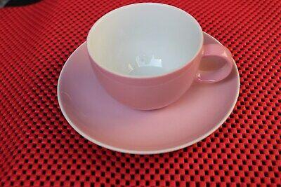 Thomas SUNNY DAY grau KAFFEETASSE 2tlg ungenutzt Rosenthal Cup saucer