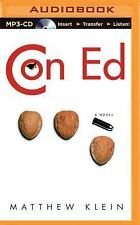 Con Ed by Matthew Klein (2015, MP3 CD, Unabridged)