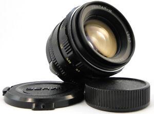 NEW-KMZ-ZENITAR-M-50mm-f-1-7-Russian-Soviet-USSR-Lens-Screw-Mount-M42-Sony-A