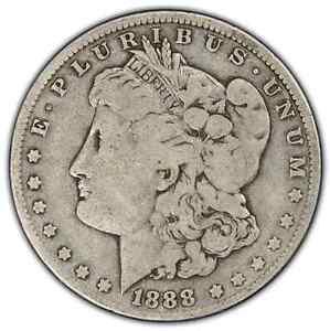 RANDOM-DATE-1878-1904-1-MORGAN-SILVER-DOLLAR-VERY-GOOD-VERY-FINE-CONDITION
