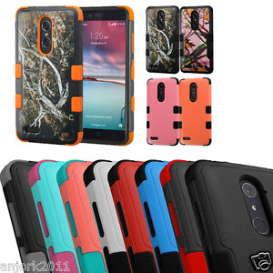 size 40 9057e 341c4 Details about Shockproof Dual Layer Case Rugged Cover for ZTE Max Duo LTE  Imperial Max Z963VL
