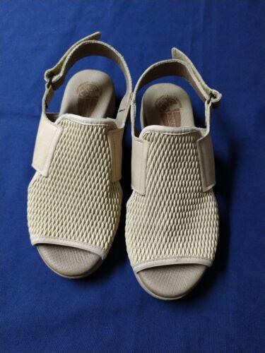 Worishofer Germany Women's Shoes Sandals Beige Sli