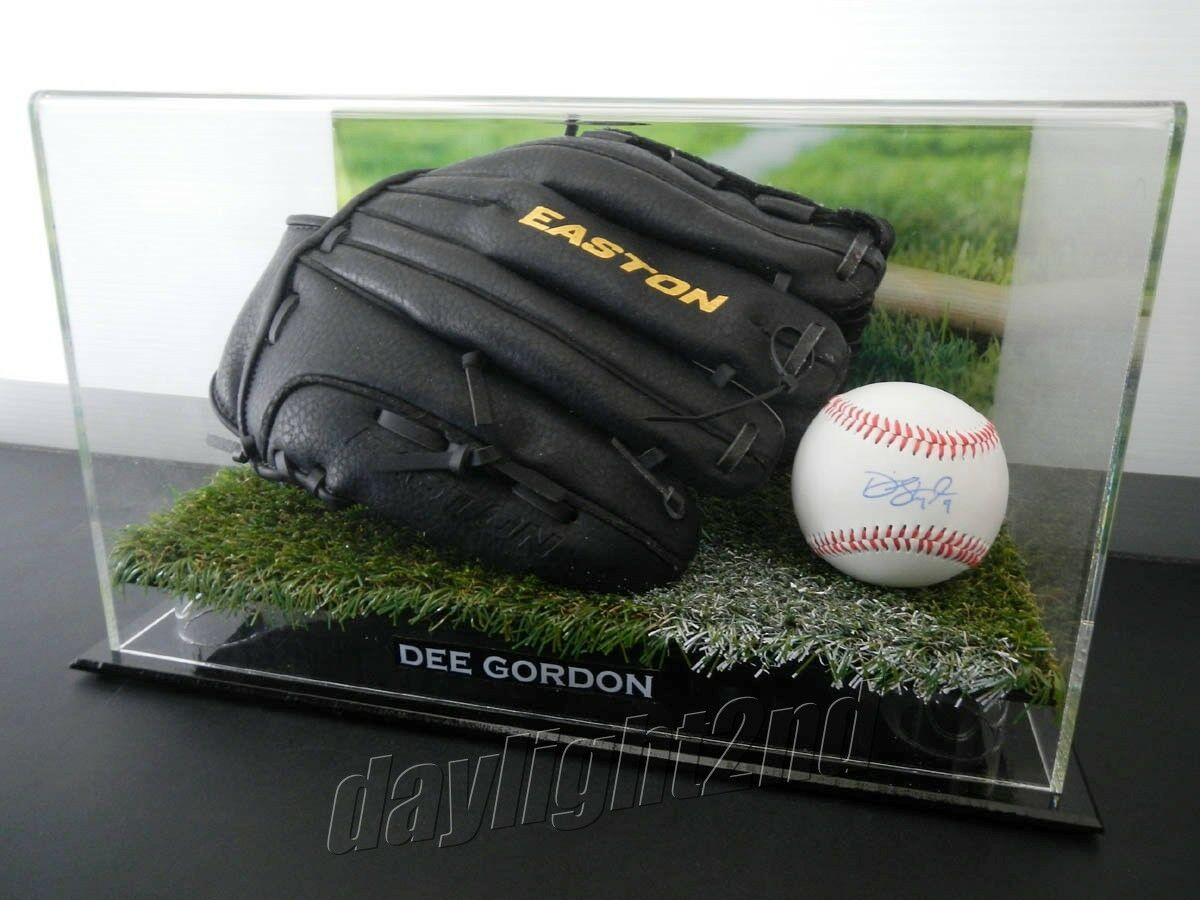 ✺Signed✺ COA DEE GORDON Baseball PROOF COA ✺Signed✺ Miami Marlins LA Dodgers MLB f02974